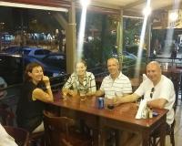 Peter and you family - Venha para o Rio