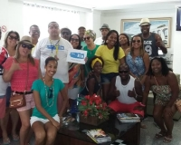 Salve a Bahia - Venha para o Rio