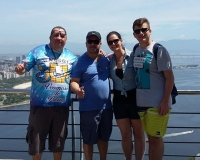 Seu Rodrigo e familia - Venha para o Rio