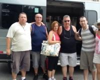 Sr Douglas e família de São Paulo