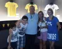 Sra Marcia e familia - Venha para o Rio