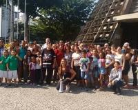 Excursão na Catedral Metropolitana - Venha para o Rio