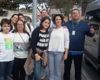 Cinthya e família de linhares - Venha para o Rio