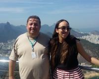 Com Isabela de São Paulo - Venha para o Rio