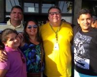 Cintia e Família de Carpina Pernambuco