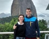 Juliana e Guilherme - Venha para o Rio