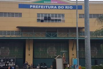 Tour de Escola de Samba