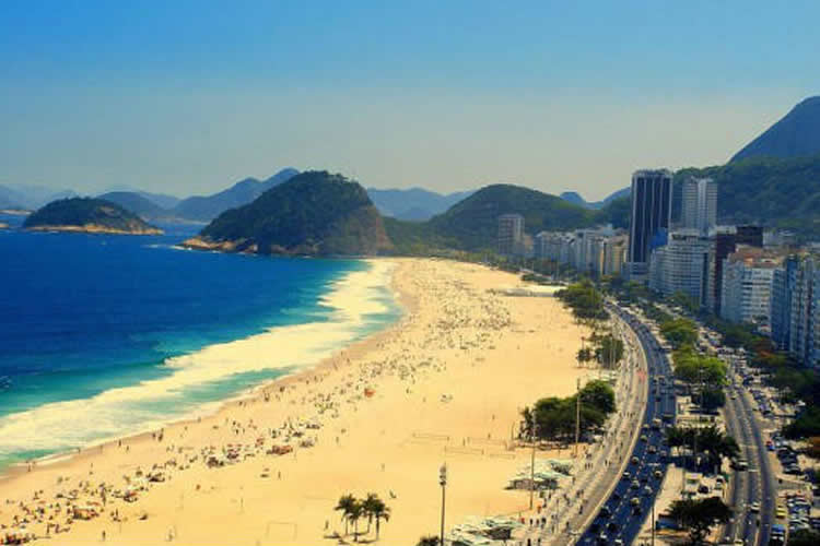 Beaches Ipanema and Copacabana